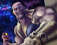 Avengers: Thanos