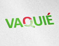 Vaquié - Politician · Branding / Web / Social Media