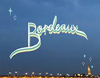 Illustrations - Photo Overlay Bordeaux