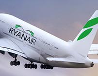 Re-Branding for Ryanair