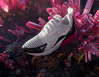 Nike Air Max 270 - Animation