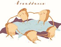 "Bread ""Dance"""