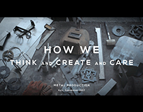 How We Think and Create and Care