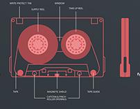Cassette anatomy