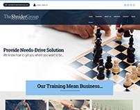 Full color e-learning website