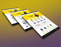 GkKOT — Corporative Joomla Website with online Store