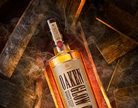Oaken Glow Premium Whisky