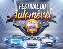 Auto Shopping Fórmula - Festival do Automóvel