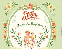 Stella Baptism