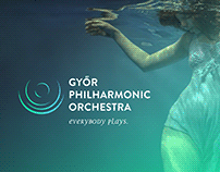 Győr Philharmonic Orchestra identity