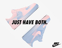 Pantone + Nike - Perfect for this Spring