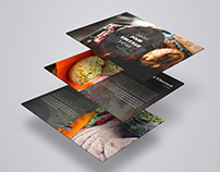Food Vintage Powerpoint Template
