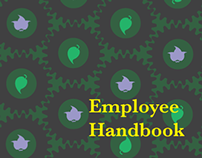 Employee Handbook Covers