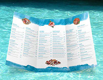 Flyers and Menus