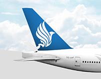 Malaya Air | Logo Rebranding