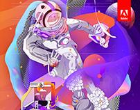 Adobe Illustrator 2018 Splash Screen