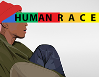 pharrell williams Human Race