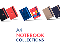 A4 NOTEBOOK COLLECTIONS