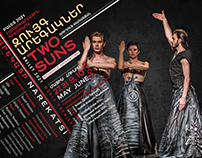 Ballet 2021 Foundation - Print Advertising
