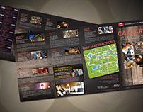 Calgary Attractions Brochure