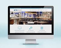 Diseño de página web Wordpress IM Projects