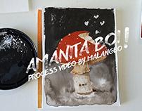Amanita Mushroom Process Video