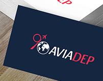"Logo ""AviaDep"""