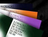 Portuguese Tourism Brochure