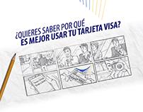 VISA | COMERCIALES BENEFICIOS