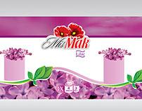 Toilet paper ,,Mis Mak'' 3