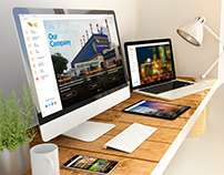 Karachi Electric Responsive Website Design