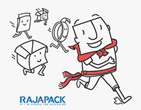 Rajapack Branding: MiBox