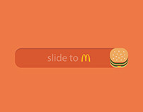 Touch,then have it——McDonald's App