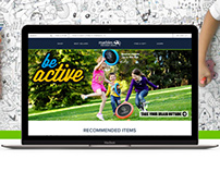 Marbles e-commerce Website UX