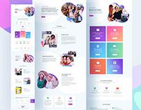 FreshEngagements: Website Design
