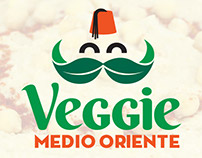 Veggie Medio Oriente | Branding Logo
