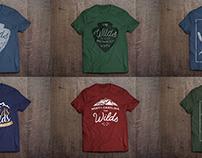 Wilds Camp T-Shirts