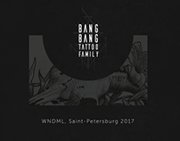 Bang Bang Tattoo Family