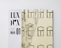 Lux Nox Fictional Magazine