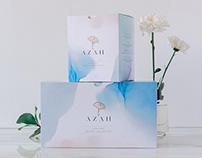 AZAH - Branding & Packaging