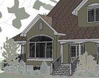 3D Model Homes