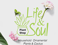 Life and Soul Plant Shop