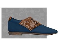 Hawaiian Aloha Shoes