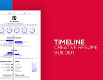 Timeline Resume
