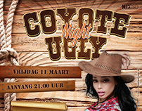 Coyote Ugly Night D'n Egelantier