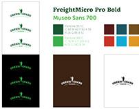 Graphic Design - Branding (Green Grass)