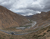 Panoramas from Ladakh