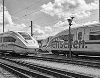 25 Jahre ICE in Deutschland