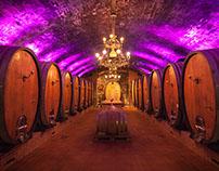 Weinkeller / Wine cellars