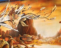 Dino Wall